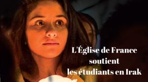 L'Église de France soutient les étudiants en Irak