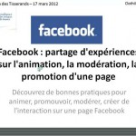 intervention tisserands 2012 facebook