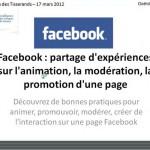 intervention tisserands 2012 facebook