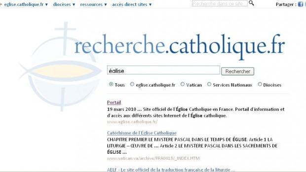 Recherche.catholique.fr