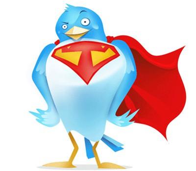 twitter superman