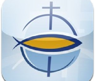 Eglise catholique france logo